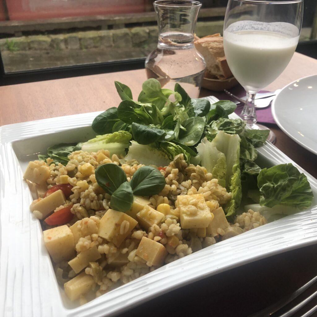 Salade du jour - Cameleon
